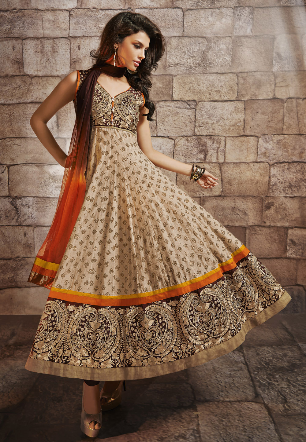 Ethnic wear indian suits for